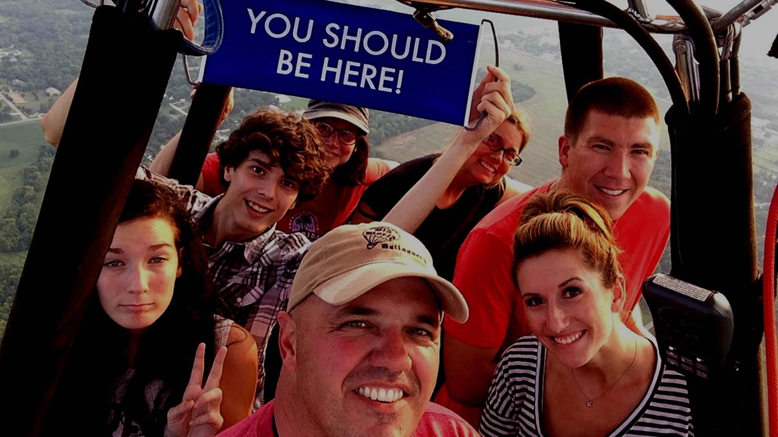 Kansas City Hot Air Balloon Rides